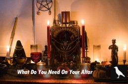 What Do You Need On Your Altar?