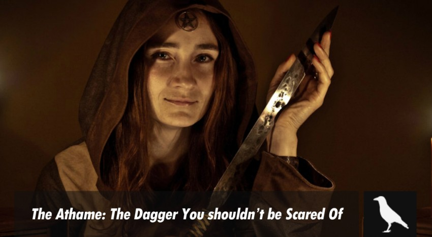 The Athame: The Dagger You Shouldn't Be Scared Of