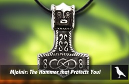 Mjölnir: The Hammer That Protects You!