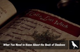 What You Need To Know About The Book Of Shadows (And Why You Should Get One)