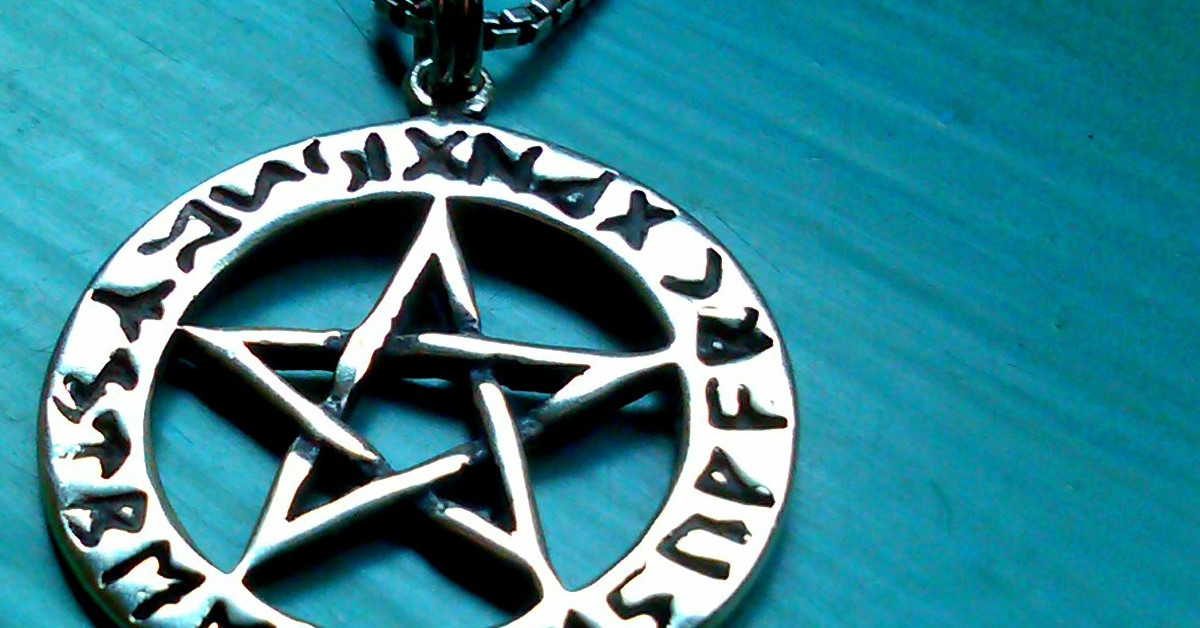 Why Wear a Pentacle