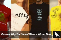 10 Reasons Why You Should Wear a Wiccan T-shirt