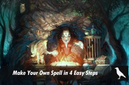 Make Your Own Spell in 4 Easy Steps