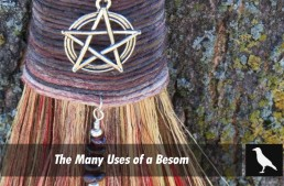 The Many Uses of a Besom