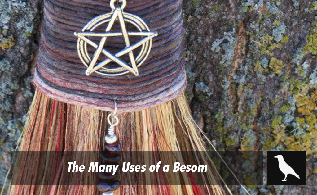 The Many Uses of a Besom | Wicca Daily
