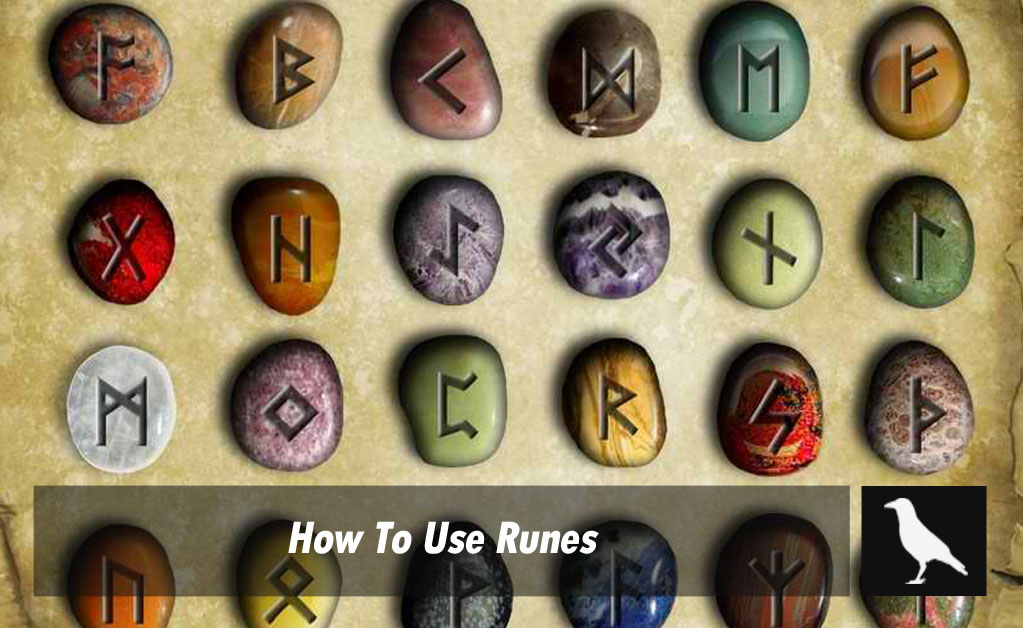 How To Use Rune Stones Wicca Daily