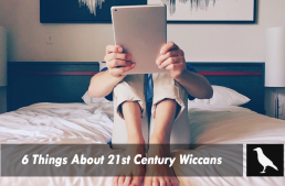 6 Things About 21st Century Wiccans