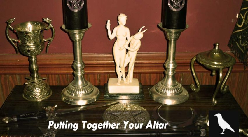 Putting Together Your Altar