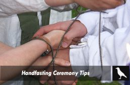 Handfasting Ceremony Tips